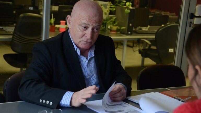 Guillermo Pellini llevó a la Justicia su propio caso de identidad usurpada para habilitar una línea de telefonía.