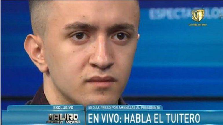 Miguel de Paola habló por primera vez en un programa de televisión.