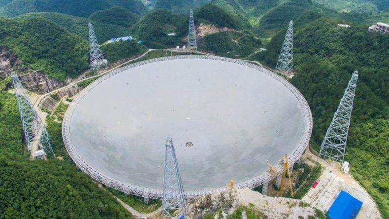 El telescopio más grande del mundo para buscar marcianos