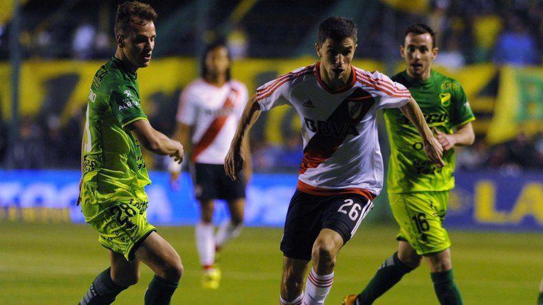 River empató 3 a 3 con Defensa en Florencio Varela
