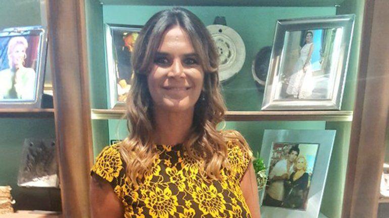 Amalia Granata dijo que la fueron a buscar para sumarse a la militancia.