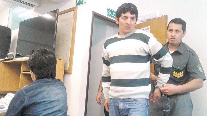 Jorge Giménez Cáceres era el novio de Gladis