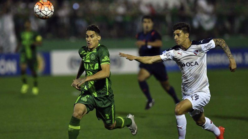 Independiente quedó eliminado tras perder contra Chapecoense en penales