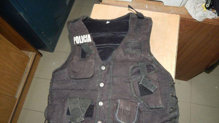 En los allanamientos secuestraron armas