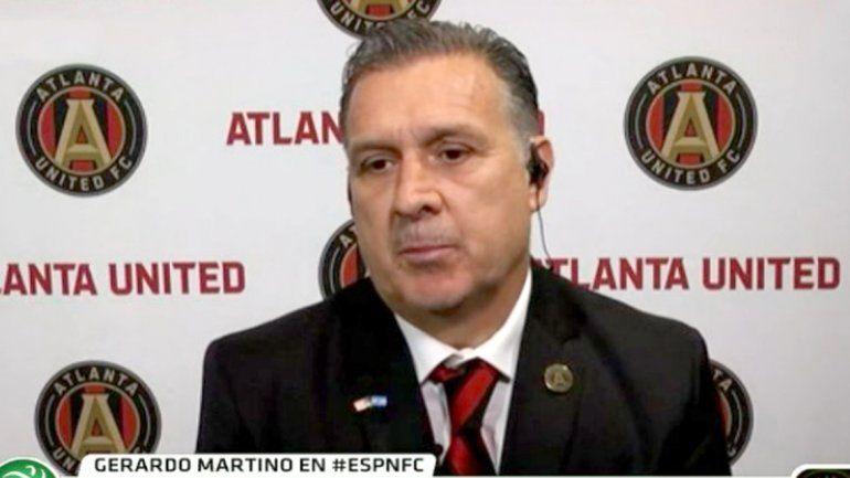 El Tata Martino rompió el silencio. Dirigirá a un equipo de los EE.UU.
