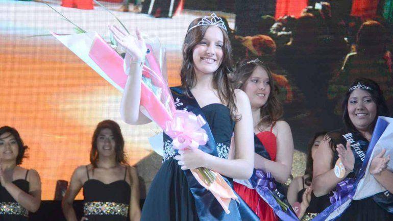 La elección de la Reina de la ciudad de Neuquén 2016.