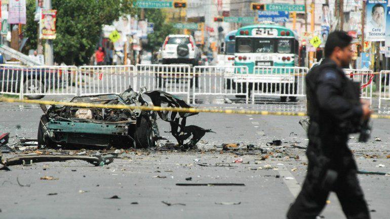 Delincuentes atacaron un convoy militar: cuatro muertos y nueve heridos