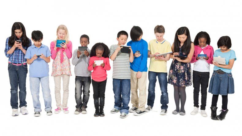 La tecno encierra a los niños y no les permite disfrutar del aire libre.