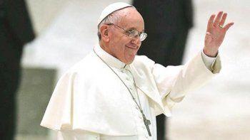 el papa francisco, sin palabras ante la violencia en irak
