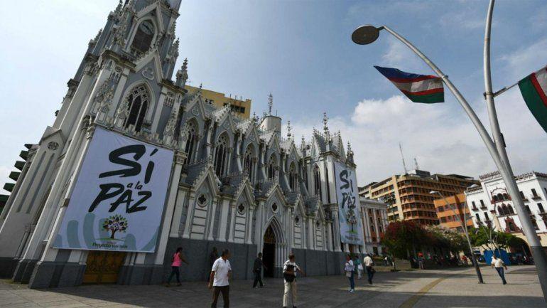 Colombia vota sobre el histórico acuerdo de paz