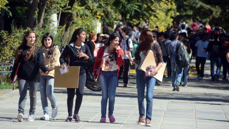 La Universidad Nacional del Comahue enfrenta una seria crisis financiera