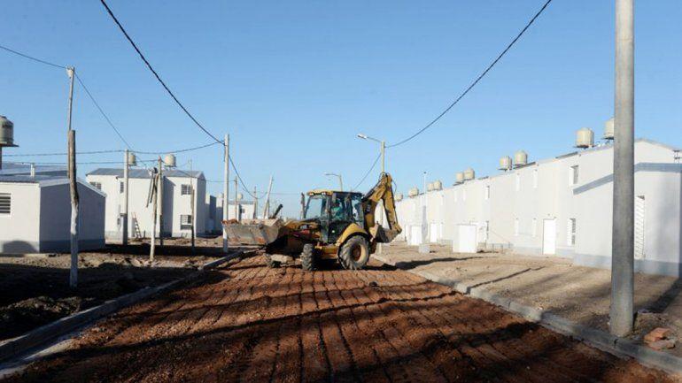La Provincia quiere empezar a construir 1500 casas