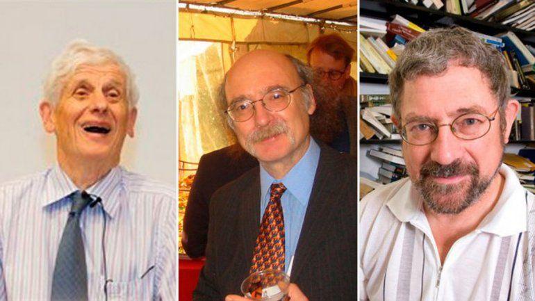 Tres británicos se quedaron con el Premio Nobel de Física