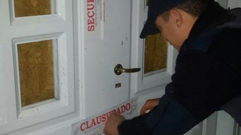 Los lugares clausurados ya tenían antecedentes de infracciones anteriores.