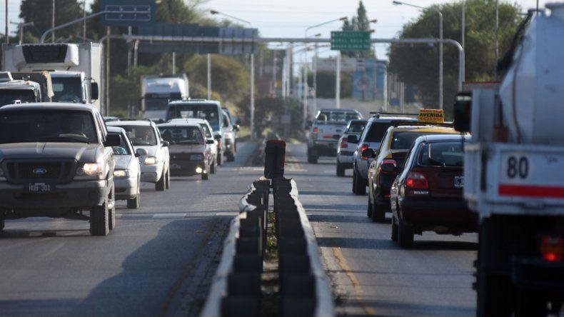El objetivo del Municipio es que la multitrocha tenga un tránsito más fluido con una mejor sincronización de los semáforos.