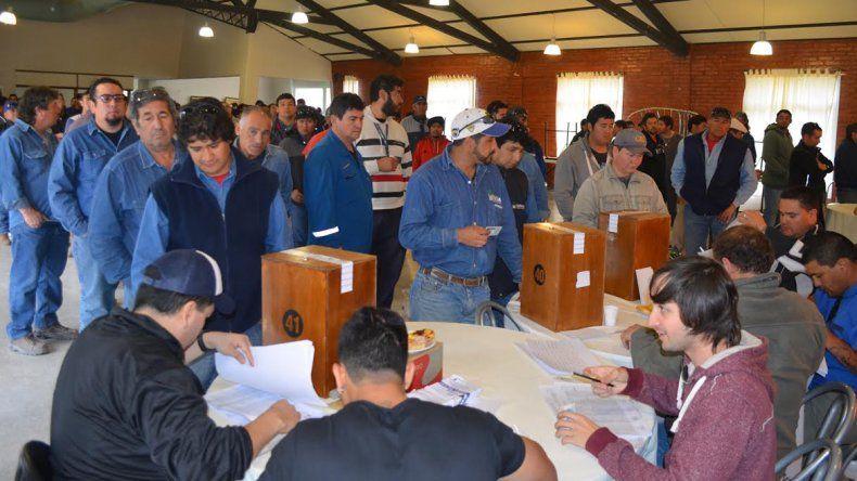 Las elecciones petroleras se hicieron sentir en Rincón