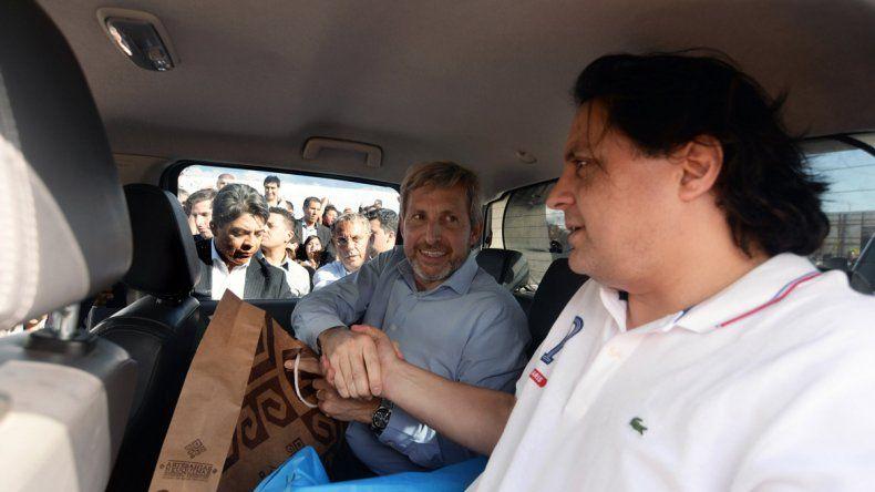 El ministro del Interior dijo que la obligación es disminuir la pobreza. Aseguró que Argentina tiene que endeudarse para cubrir un hueco fiscal.