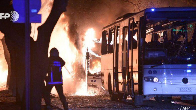 El ataque se produjo en el sureste de Turquía.