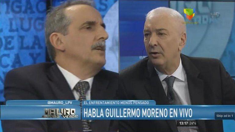 Moreno calificó así a la pobreza que dejó el kirchnerismo y dijo que ahora hay un 14 o 15 por ciento.