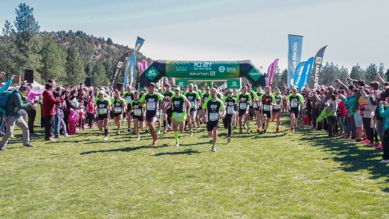 Más de 550 atletas participaron en San Martín de otra fecha de la Copa Optitech.