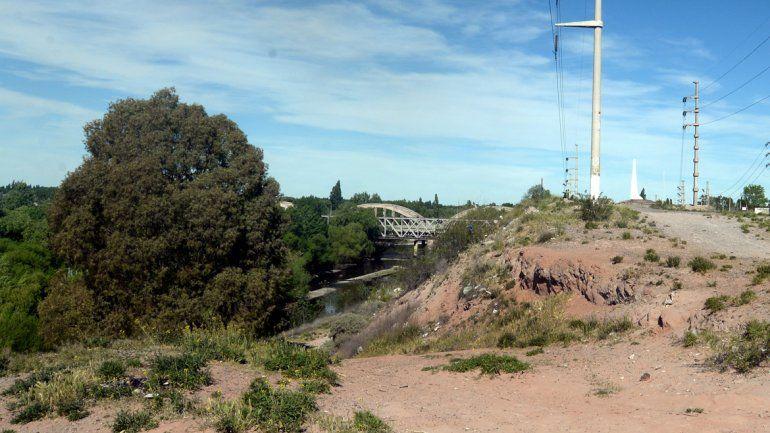 El balneario Figueroa había sido habilitado por el Municipio