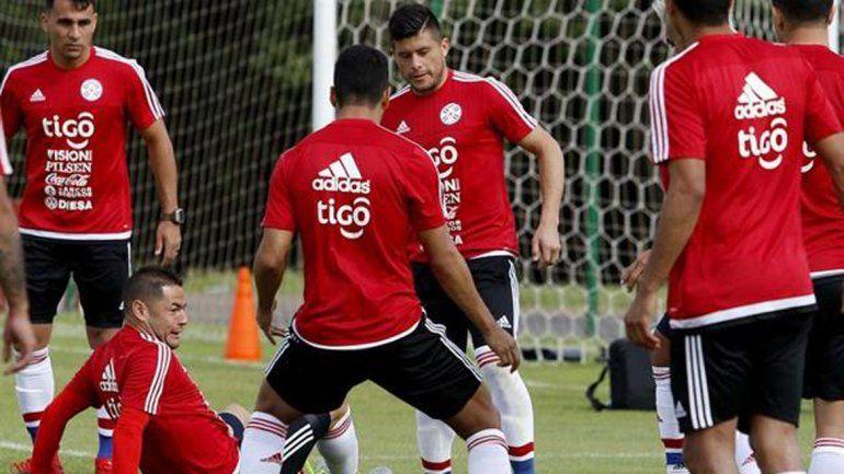 El equipo de Arce se entrenó en Córdoba