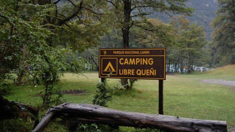Una turista murió mientras caminaba por un sendero del Parque Lanín