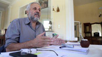 Peressini buscará concretar las obras que necesita la ciudad con fondos nacionales y provinciales.