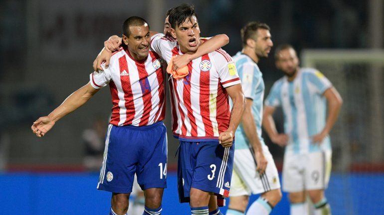 Paraguay festejó su primer triunfo de visitante por eliminatorias.