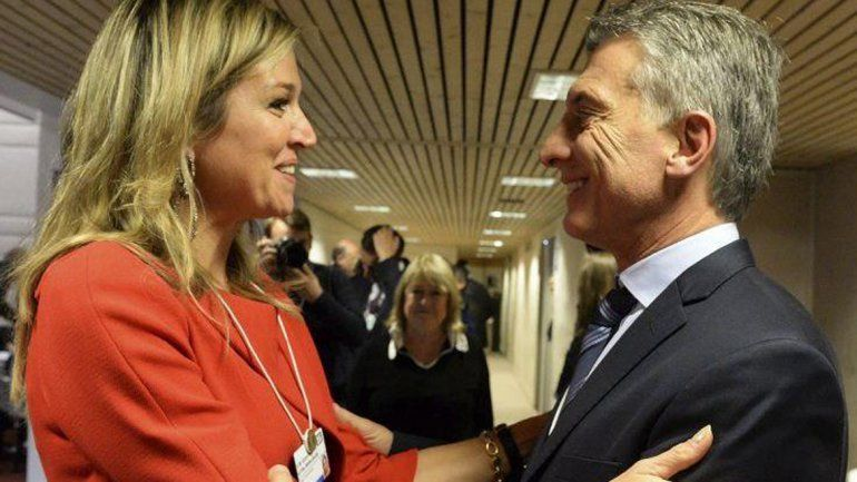 Macri se reúne con Máxima en la Residencia de Olivos