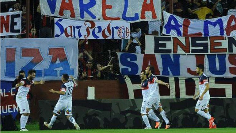 San Lorenzo venció 3 a 1 a Godoy Cruz