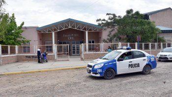 La Escuela 351 de Plottier donde cursa el chico de 12 años que logró zafar del intento de secuestro.