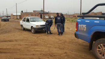 vecinos golpearon a un ladron y lo entregaron a la policia