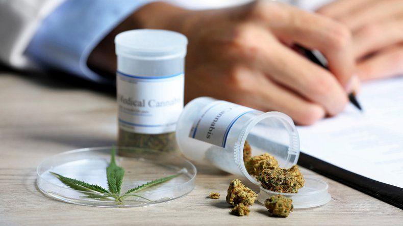 El cannabis medicinal cosecha buenas opiniones de los pacientes.