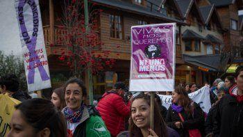 Desde el #NiUnaMenos las mujeres luchan contra los femicidios.