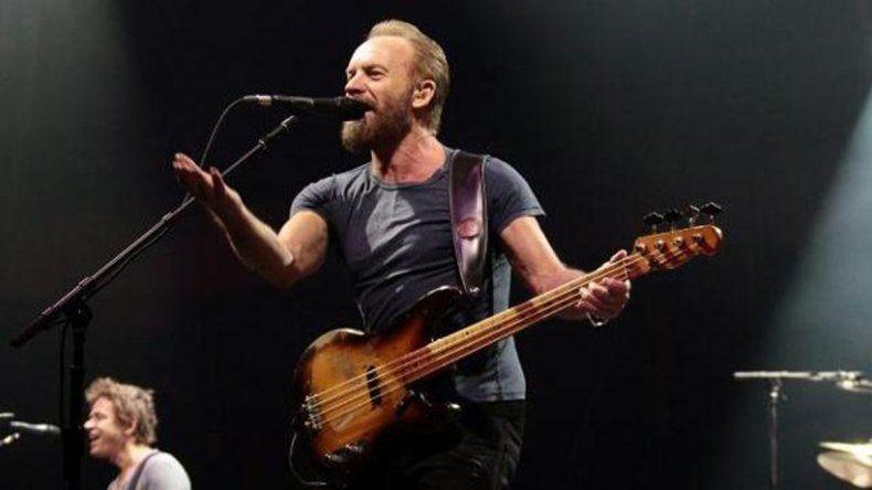 Sting pidió que se investigue.