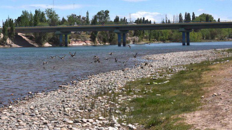 El proyecto pondría en valor una buena parte del río.