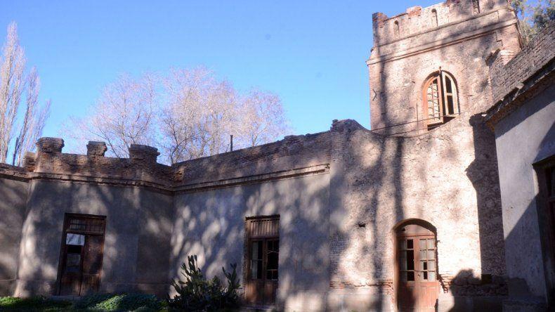 En el edificio vivió el poeta Eduardo Talero a principios del siglo pasado.