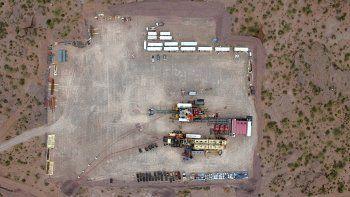 A Full. La empresa producirá a fin de año 2,5 millones de metros cúbicos diarios de gas.