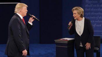 Anoche fue el tercer debate. El 8 de noviembre son las elecciones.