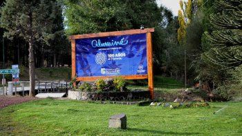 Aluminé, una de las ciudades que hoy cumplen 101 años de vida institucional.