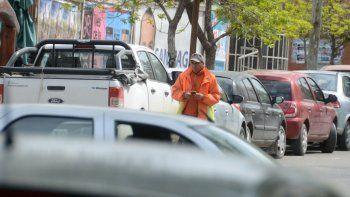 El estacionamiento medido será más caro a partir de las primeras horas. Regirá recién a partir del año que viene.
