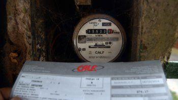 CALF pidió una suba del 50% en la tarifa y generó polémica.