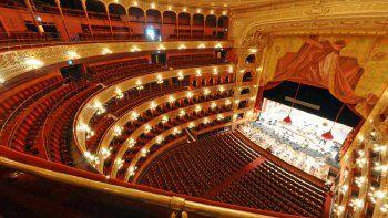 la boda de tus suenos: abriran el teatro colon para casamientos