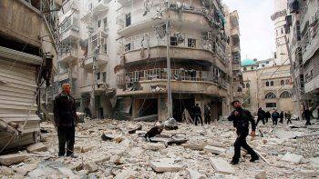 La guerra en Siria entró en una pausa humanitaria hasta el sábado.