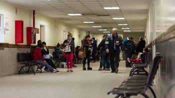 La víctima permanece internada en el hospital de Cipolletti.