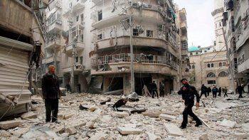 Se termina la pausa humanitaria y anuncian ataques masivos a los barrios.