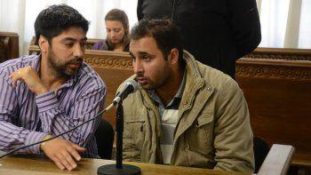 El gitano Julio Braian Costich fue acusado ayer por estafas reiteradas.
