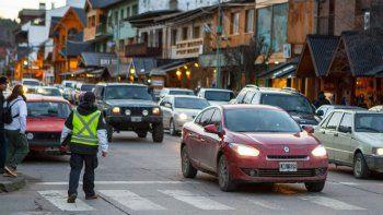 Hay polémica por el estacionamiento medido en San Martín de los Andes.