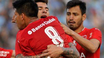 independiente supero 1-0 a temperley por la primera division
